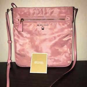 Michael Kors Nylon Kelsey Crossbody Bag